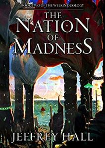 The Nation of Madness (Welkin duology) by Jeffrey Hall
