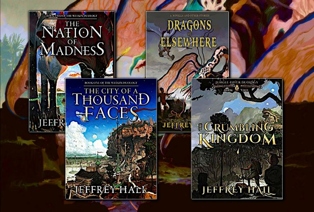 Books by Jeffrey Hall