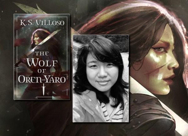 The Wolf of Oren-Yaro by K.S. Villoso