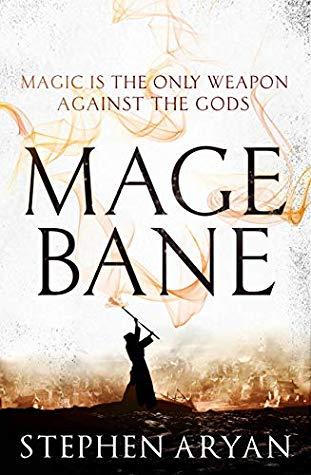 Magebane (Age of Dread) by Stephen Aryan