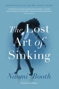 The Lost Art of Sinking by Naomi Booth