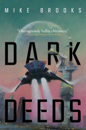 Dark Deeds (Keiko) by Mike Brooks