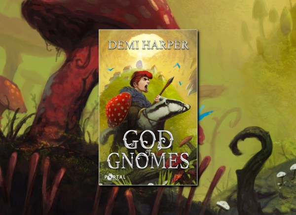 God of Gnomes (God Core) by Demi Harper