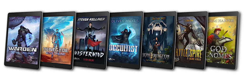 Portal Books LitRPG (August 2019)