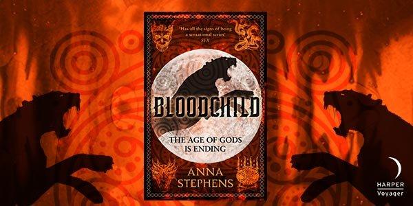 Bloodchild (Godblind) by Anna Stephens
