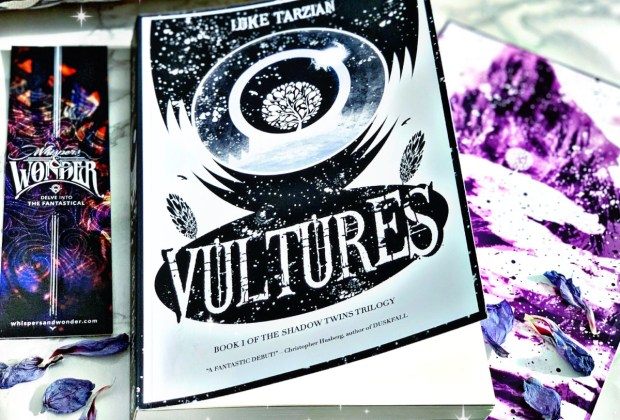 Vultures (Shadow Twins) by Luke Tarzian