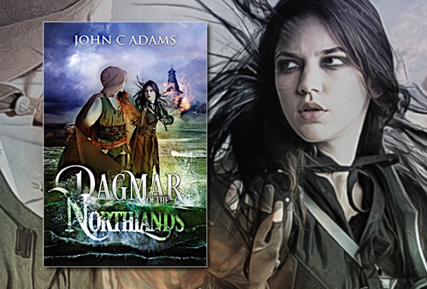 Dagmar of the Northlands (Gortah van Murkar) by John C. Adams