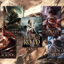 Gods of the Caravan Road (Blackdog, The Leopard, The Lady, Gods of Nabban, The Last Road) by K.V. Johansen