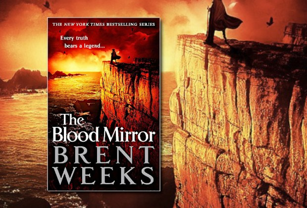The Blood Mirror (Lightbringer) by Brent Weeks