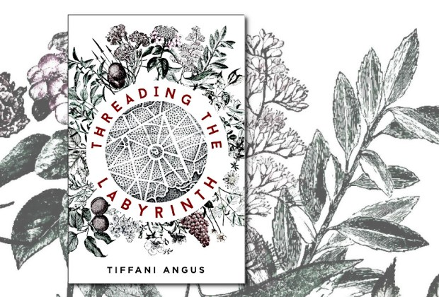 Threading the Labyrinth by Tiffani Angus