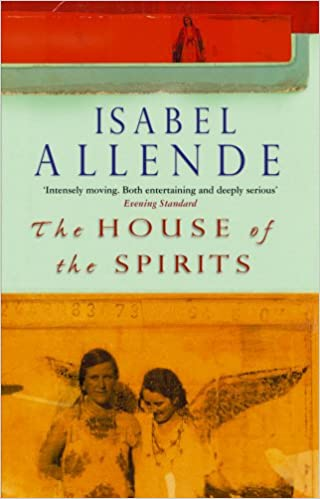the house of the spirits Isabel Allende