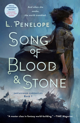 Song of Blood and Stone - L Penelope