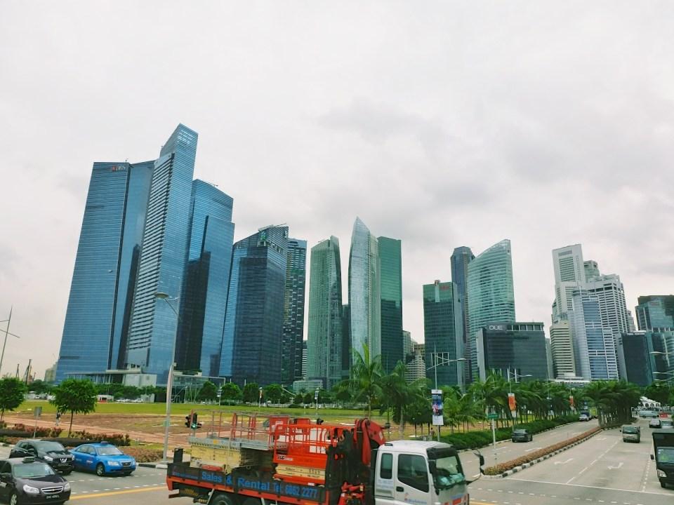 Singapore Highrises
