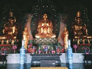 Datong, China Tourism, Tour China, Datong Tour, Hall of Universal Brightness