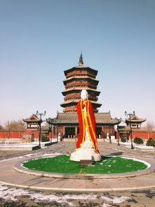 Datong, China Tourism, Touring China, Datong Tourism, Wooden Pagoda