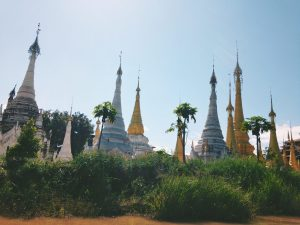Myanmar Tourism, Myanmar Village