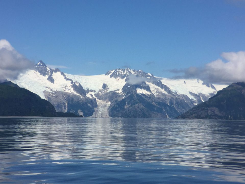 Fantasy Aisle, traveling to Seward, Alaska