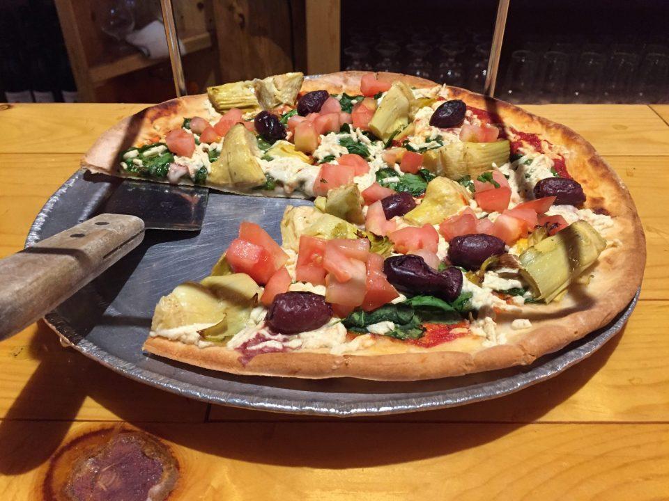 Fantasy Aisle, alaska travel recommendations, Prospector's Pizza at Denali National Park