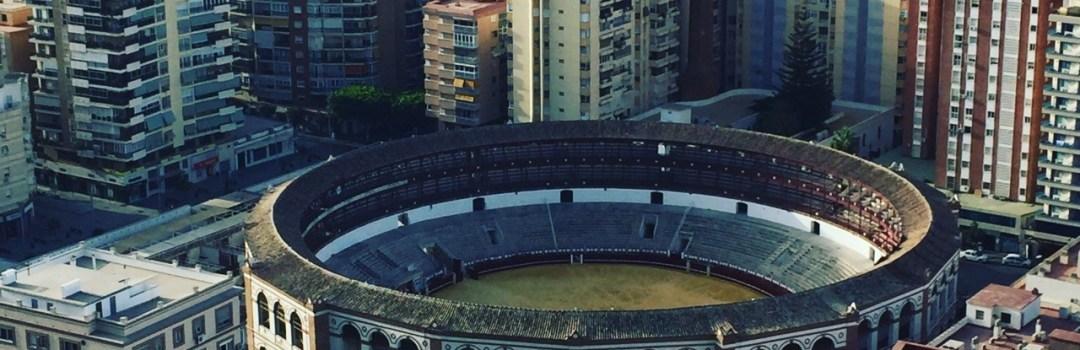 Fantasy Aisle, Plaza de Toros, the Bullfighting Ring in Málaga