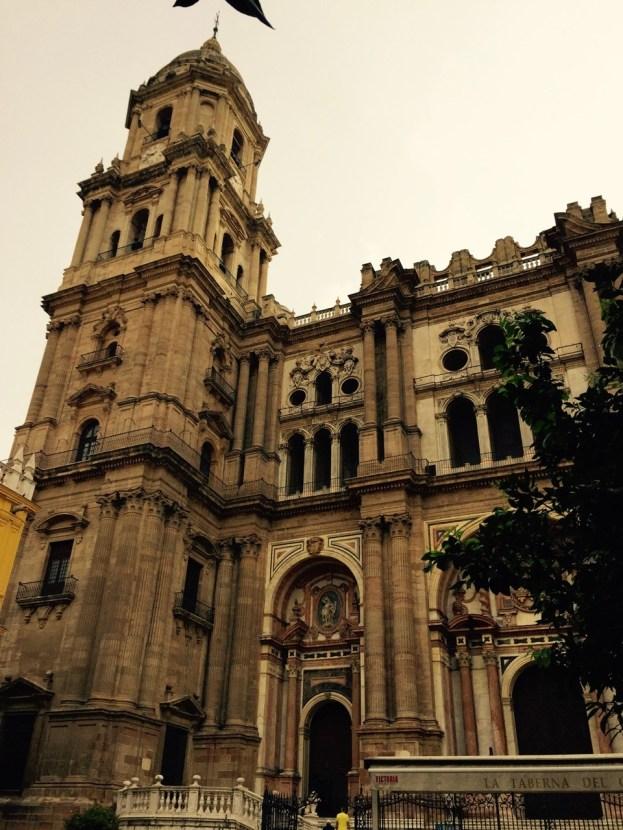Fantasy Aisle, The Cathedral of Málaga