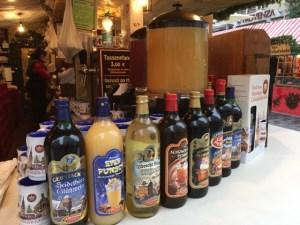 Fantasy Aisle, Seasonal drinks in Nuremberg, Germany