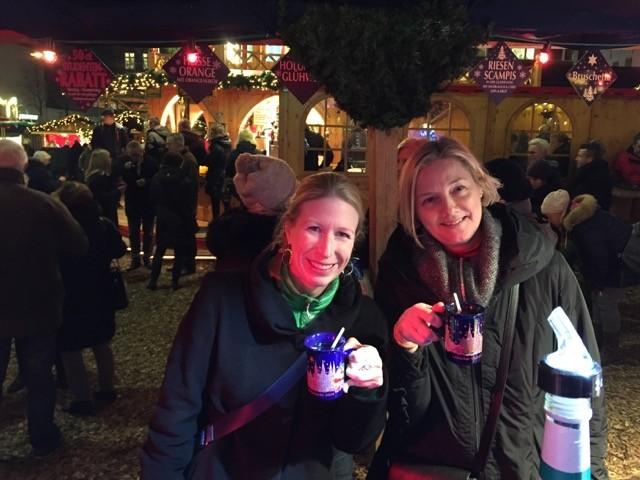 Fantasy Aisle, Toasting the season in Flensburg, Germany