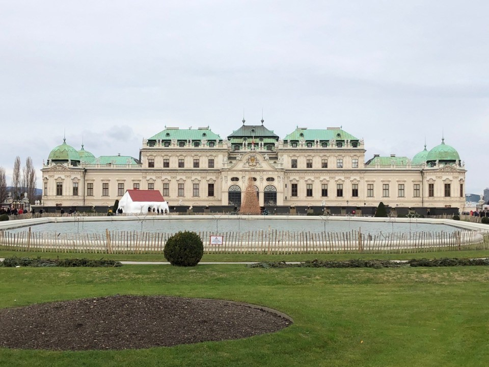 Fantasy Aisle, Imperial capital and home to the ruling Habsburg dynasty in Vienna, Austria
