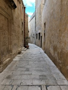 Fantasy Aisle, Mdina is a fortified city and Medieval Capital in the Northern Region of Malta