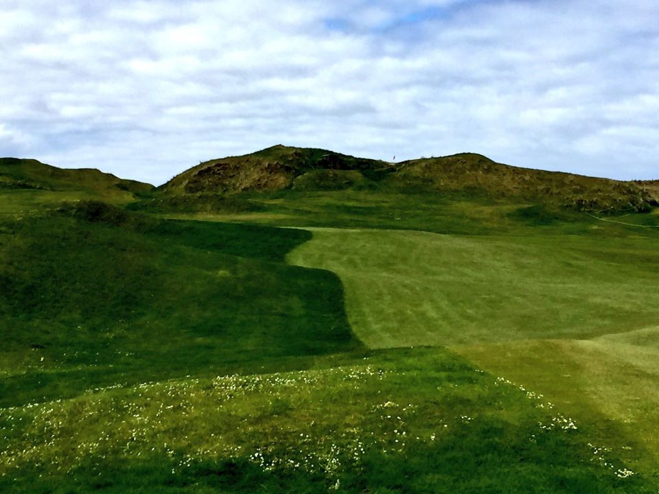 Fantasy Aisle, Lahinch Golf Course, Ireland
