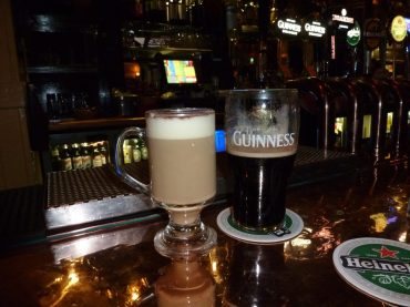 Fantasy Aisle, Guinness and Baileys Irish Cream, the perfect Irish blend