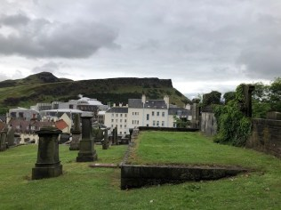 Fantasy Aisle, Arthur's Seat, view from Calton Hill