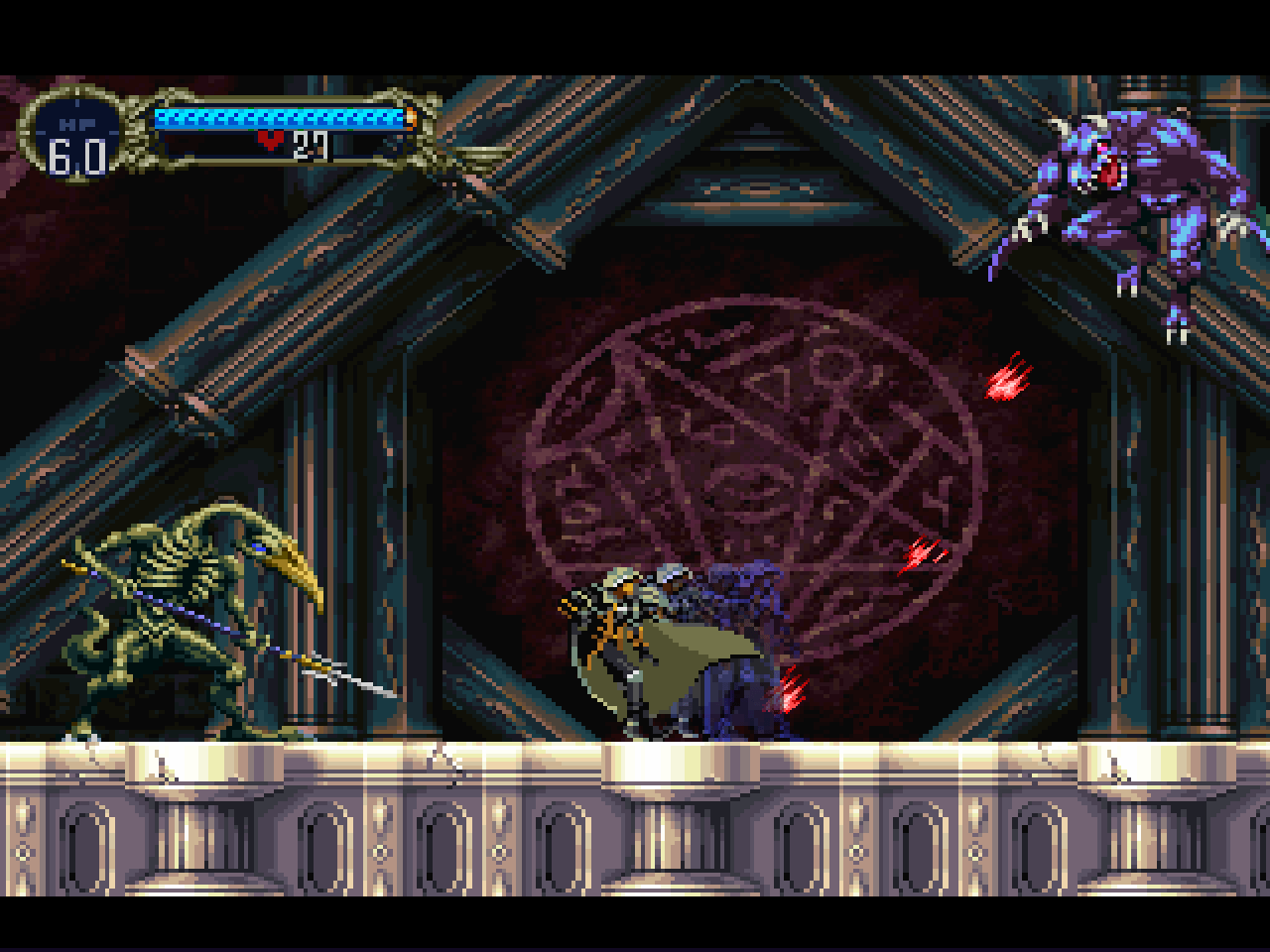 Castlevania Symphony Of The Night Psx First Castle