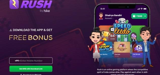 rush apk app download