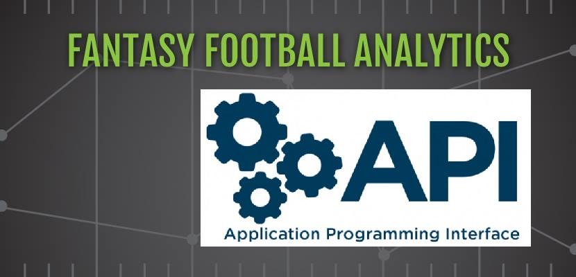 Fantasy Football Analytics API - Fantasy Football Analytics