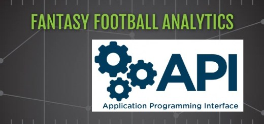Tools Archives - Fantasy Football Analytics