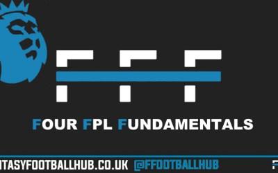 Four FPL Fundamentals GW12