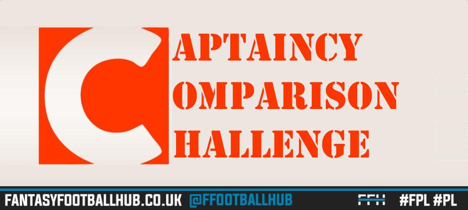 GW38 FPL Captain Comparison Challenge - Fantasy Football Hub