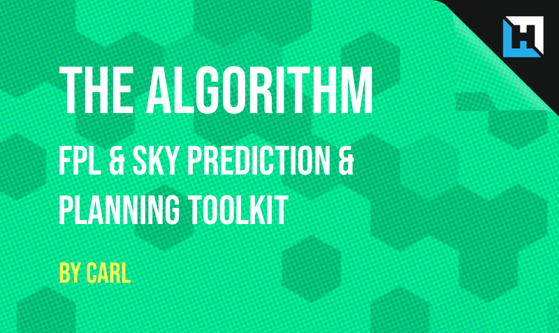 The Algorithm - FPL & Sky Prediction & Planning Toolkit