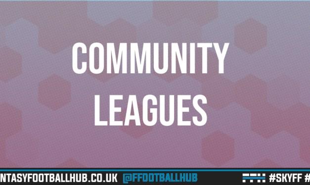 Community Leagues