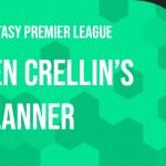 Ben Crellin's FPL Planning Sheet