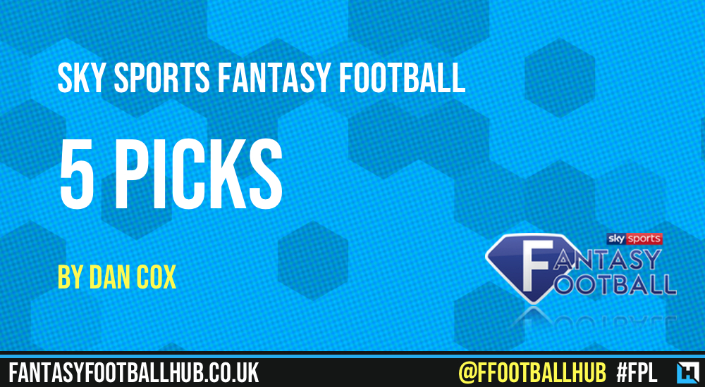Sky Sports Fantasy Football – 5 Tips for Gameweek 26