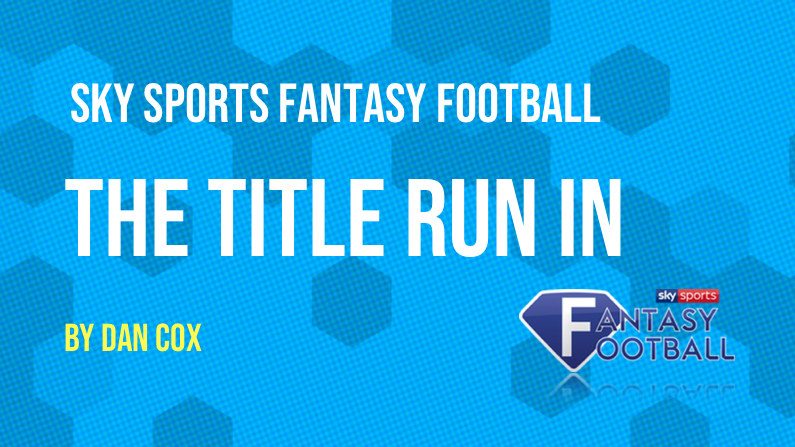 Sky Sports Fantasy Football – The Race For The Title