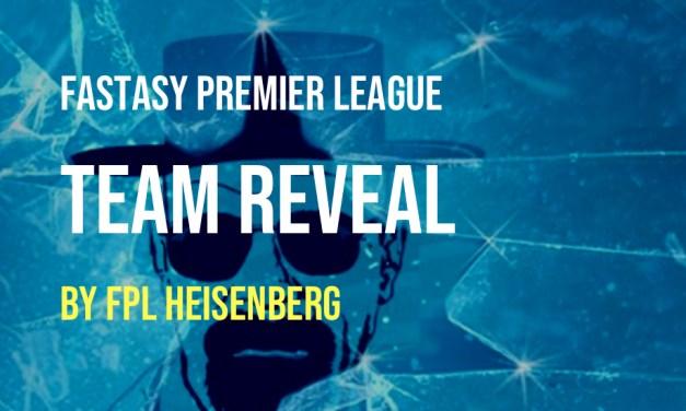 Heisenberg's FPL Chip Strategy and Season Plan