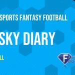 Sky Sports Fantasy Football Diary – GW38