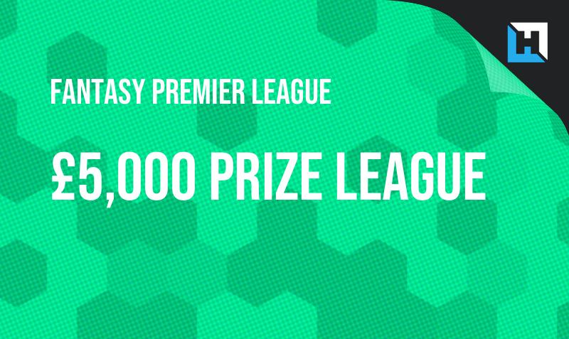 £5,000 FPL League Prize