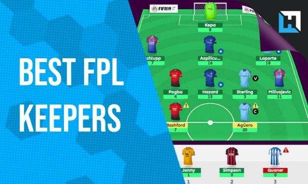 Best FPL Keepers – YouTube Video