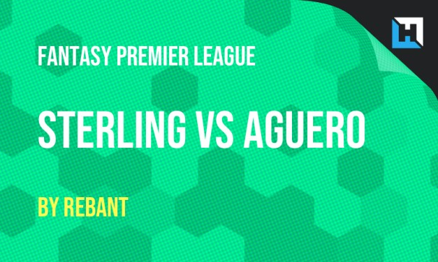 Sterling or Aguero? FPL Comparison 2019/2020