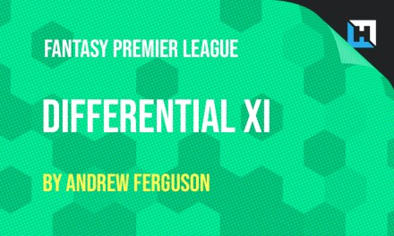 Differential FPL Team Update GW3/4 – Under 10% Ownership