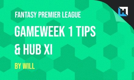 Gameweek 1 FPL Tips