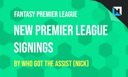 New Premier League Signings 2019/2020 – Prospecting the Prospects by WGTA